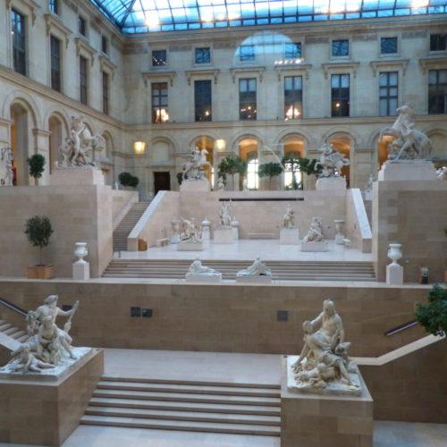 Unexplored Paris