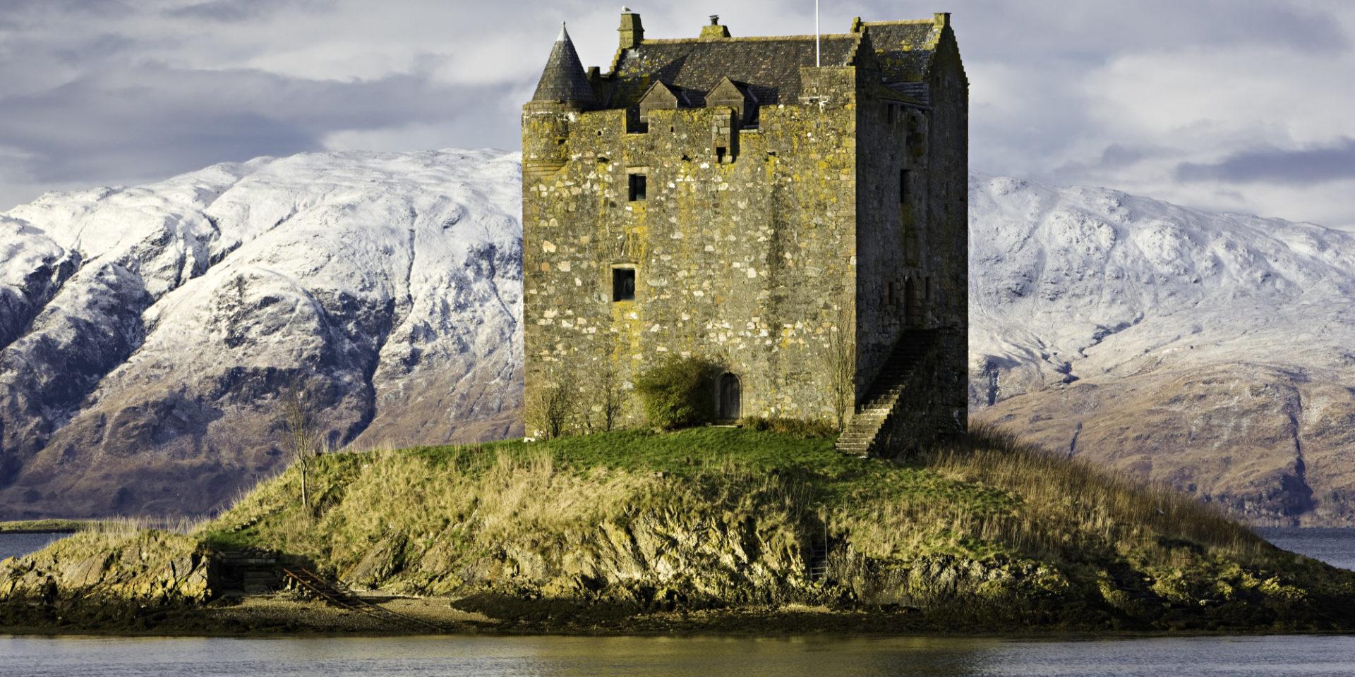 Scottish Island Hopping