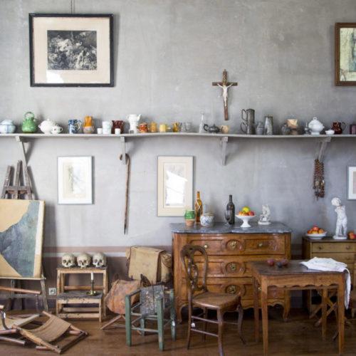 Atelier de Cezanne _ Provence region slider