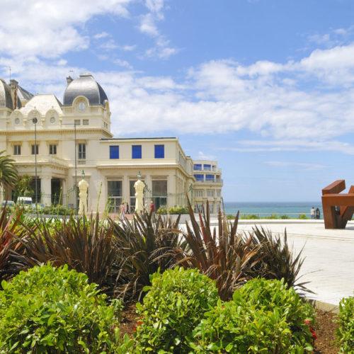 Mairie de Biarritz, libre de droit 5 ans (Novembre 2015)