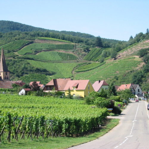 Alsace regions to come