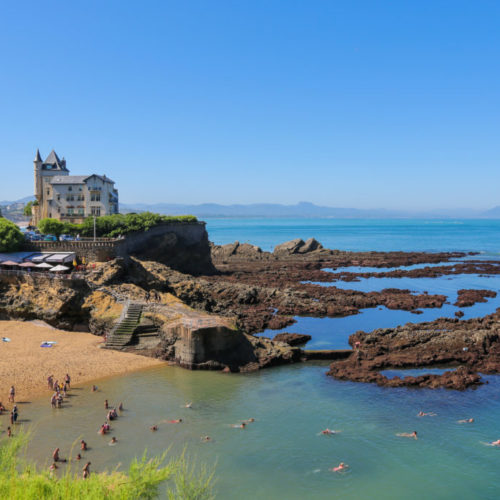 Port Vieuw Biarritz - Delphine Pernaud