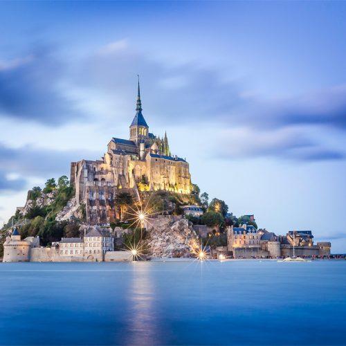 mont-saint-michel ship to shore one