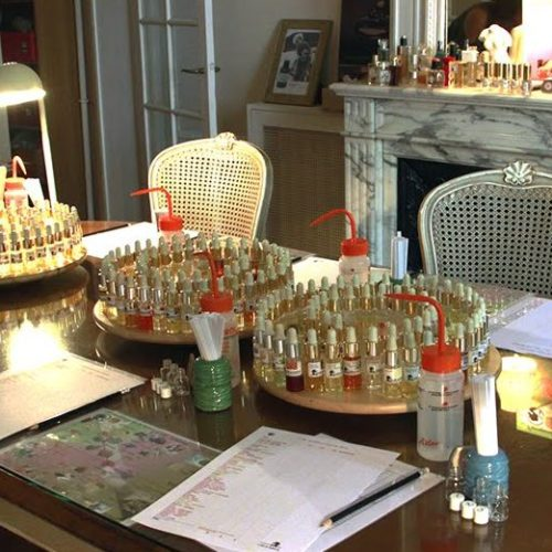 paris perfume workshop