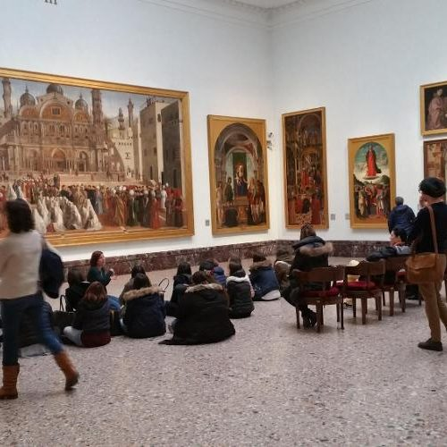 pinacoteca brera guided visit