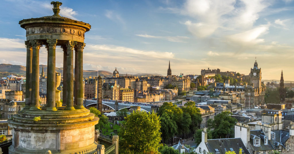 DAYTRIPS FROM EDINBURGH