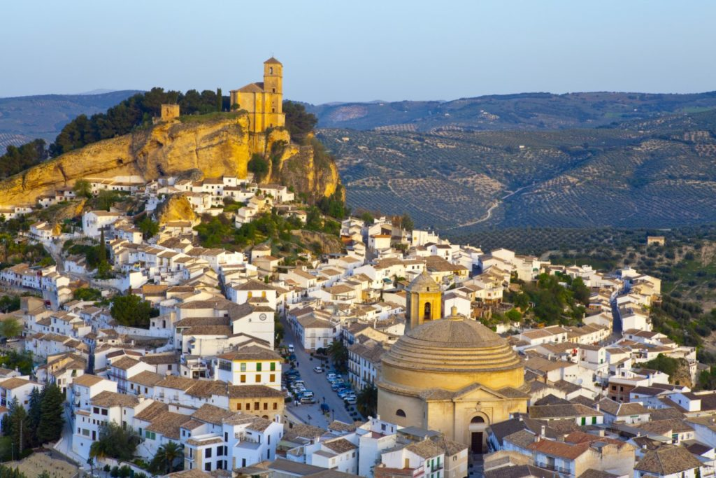 ANDALUCIA FOR FAMILIES
